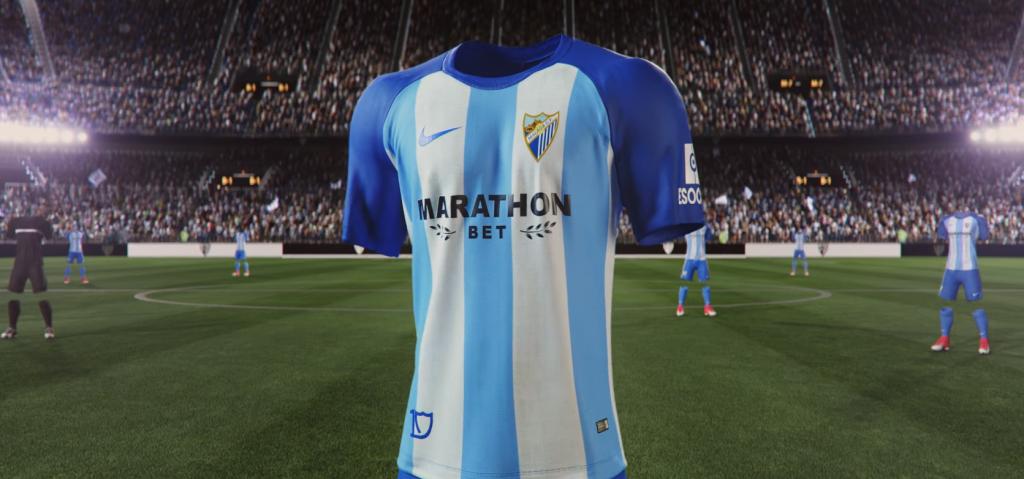1º Finalist: El Cuartel for Malaga CF